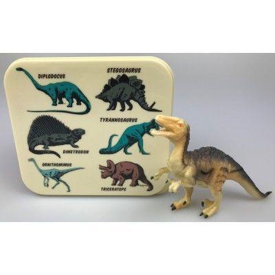 Broodtrommel Dino -€6,50