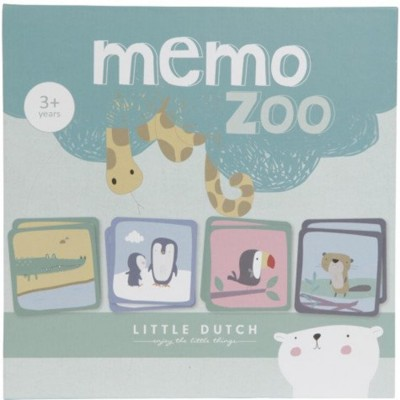 Littele Dutch memo zoo -€10,95