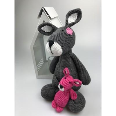 Kangaroo knuffel -€22,50