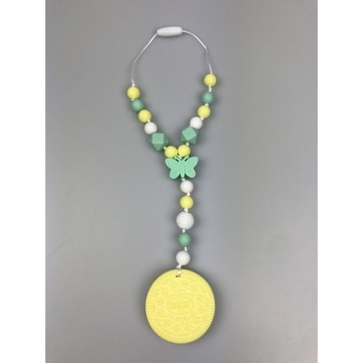 Speelketting Biscuit geel -€ 14,50