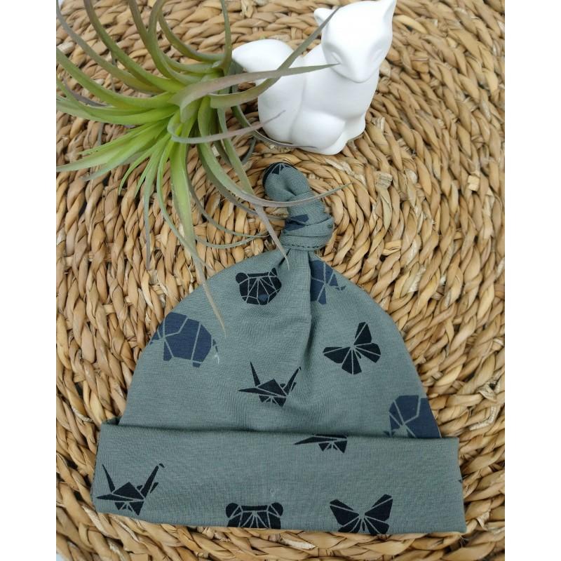 Babymutsje tricot -€7,95