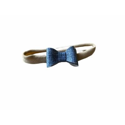 Newborn haarband blauw -€3,50