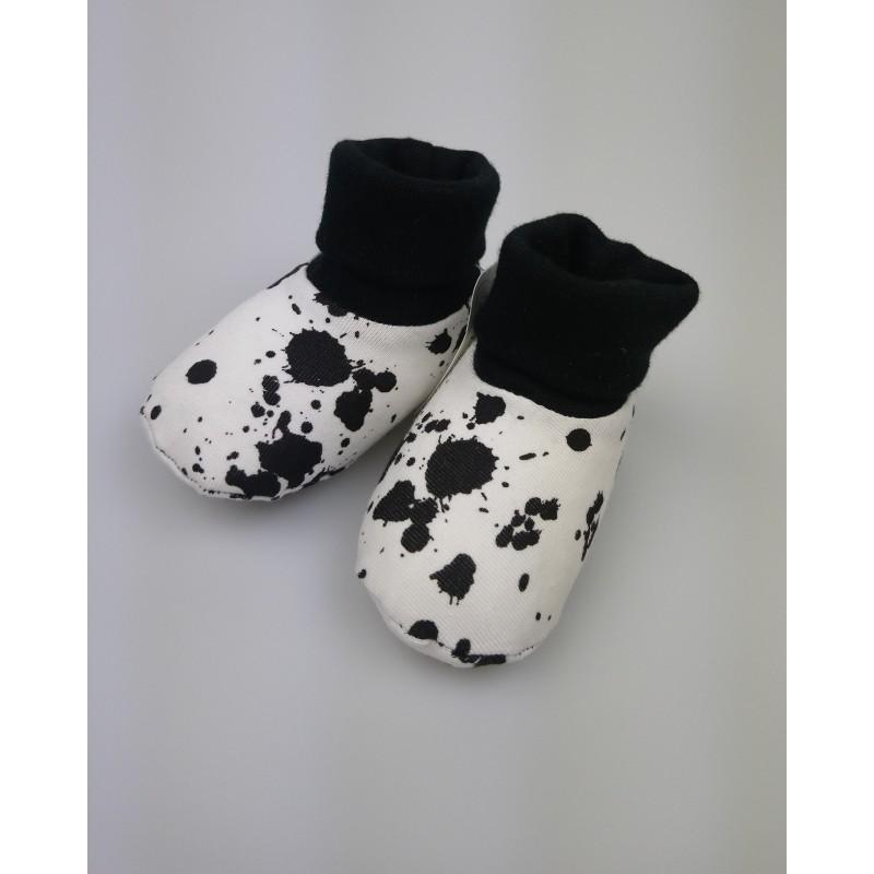 Tricot babyslofjes -€7,95