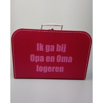 Logeerkoffer -€17,95