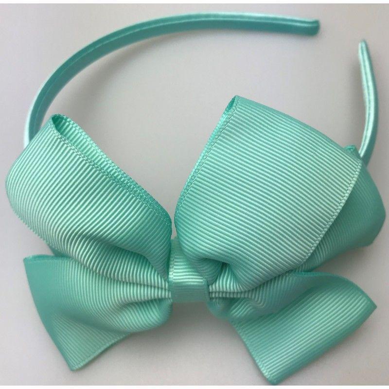 Haarband mint