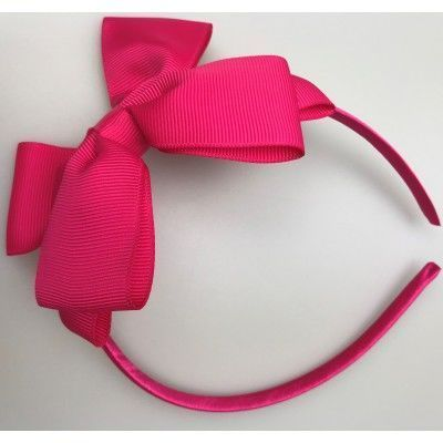 Haarband fuchsia