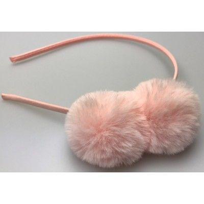 Haarband met pompoen -€2,25